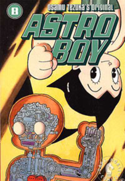 Astro Boy Manga Volume 8
