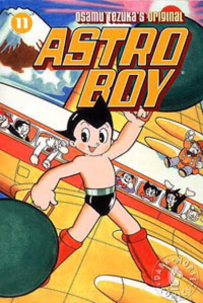 Astro Boy Manga Volume 11