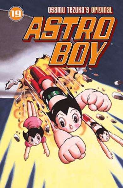 Astro Boy Manga Volume 19