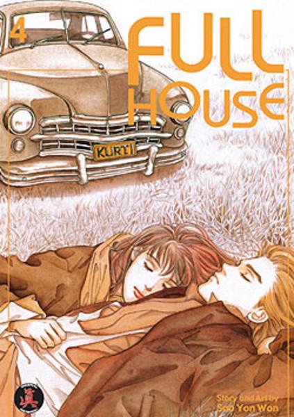 Full House Manga Volume 4