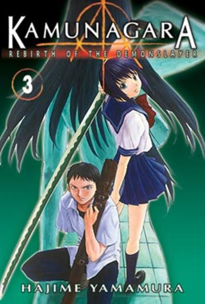 Kamunagara Rebirth of the Demonslayer Manga Volume 3