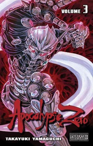 Apocalypse Zero Manga Volume 3