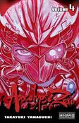 Apocalypse Zero Manga Volume 4