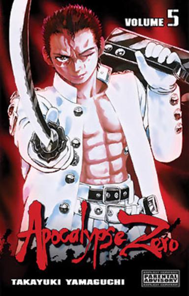 Apocalypse Zero Manga Volume 5
