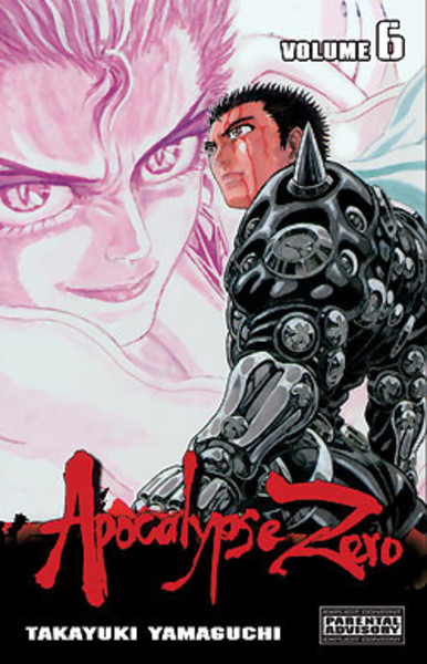 Apocalypse Zero Manga Volume 6