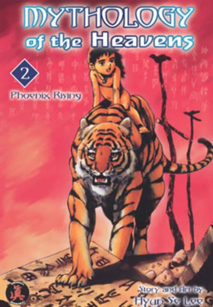 Mythology of the Heavens Manga Volume 2