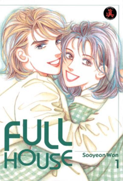 Full House Manga Volume 1