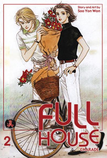 Full House Manga Volume 2