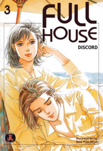 Full House Manga Volume 3