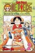 One Piece Manga Volume 2