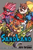 Sand Land Manga