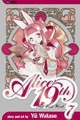 Alice 19th Manga Volume 7