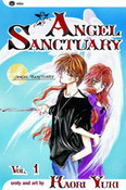 Angel Sanctuary Manga Volume 1