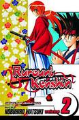 Rurouni Kenshin Manga Volume 2