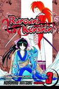 Rurouni Kenshin Manga Volume 3