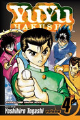 Yu Yu Hakusho Manga Volume 4