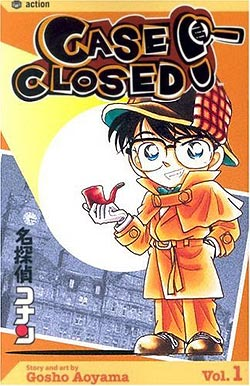 Case Closed Manga Volume 1