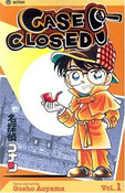Case Closed Manga Volume 1