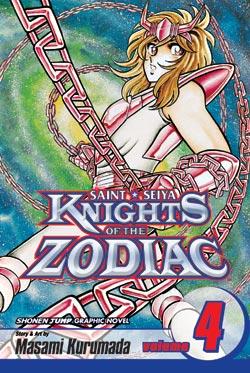 Knights of the Zodiac (Saint Seiya) Manga 04 9781591163350