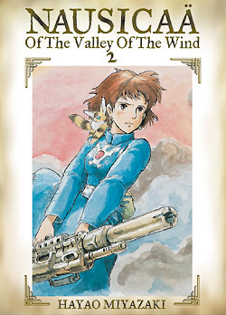Nausicaa of the Valley of the Wind Manga Volume 2 (2nd Ed) 9781591163503