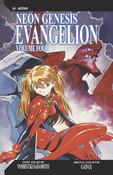 Neon Genesis Evangelion Manga Volume 4