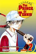 Prince of Tennis Manga Volume 2