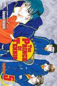 Prince of Tennis Manga Volume 5