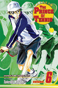 Prince of Tennis Manga Volume 6
