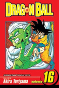 Dragon Ball Manga Volume 16