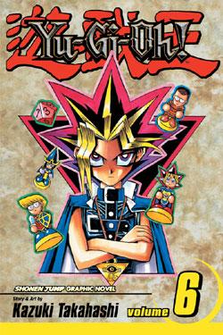 YuGiOh! Manga Volume 6 9781591164715