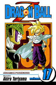 Dragon Ball Z Manga Volume 17