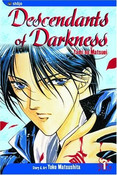 Descendants of Darkness Manga Volume 1