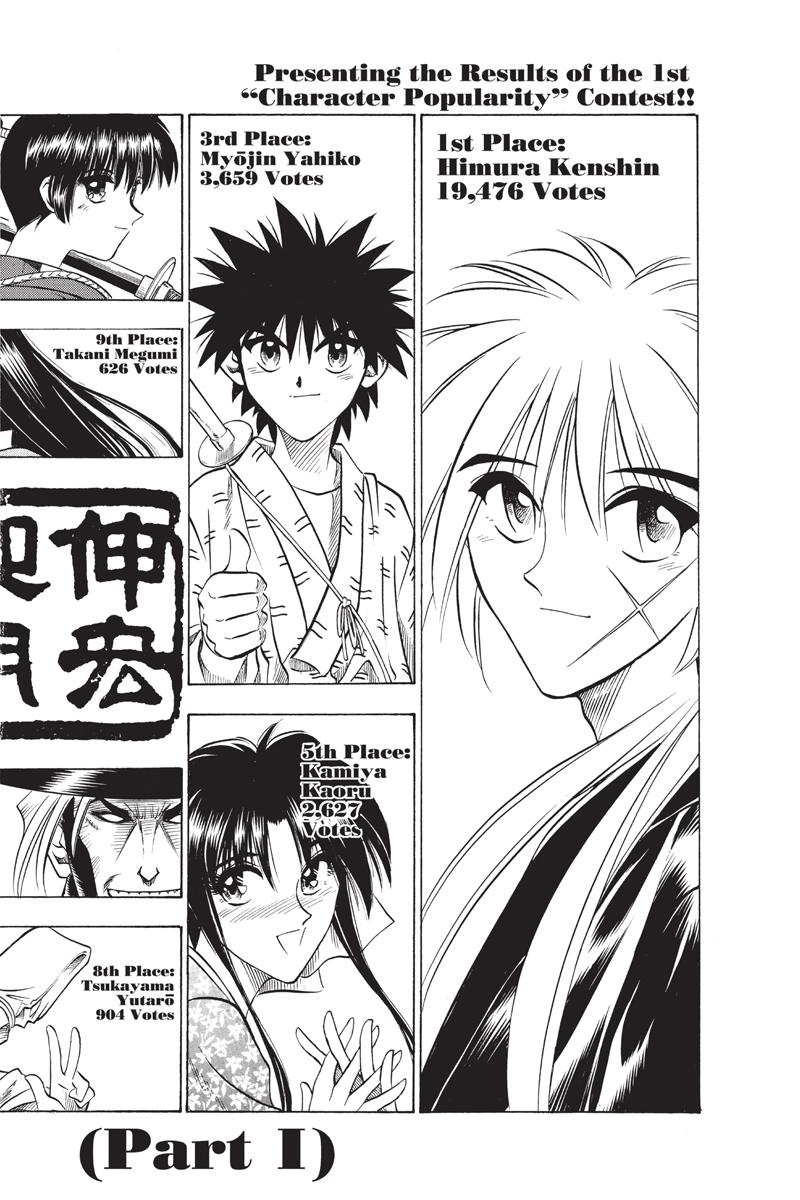 Rurouni Kenshin Manga Volume 8