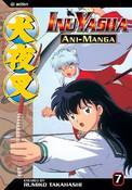 Inu Yasha Ani-Manga Volume 7 (Color)
