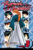 Rurouni Kenshin Manga Volume 9