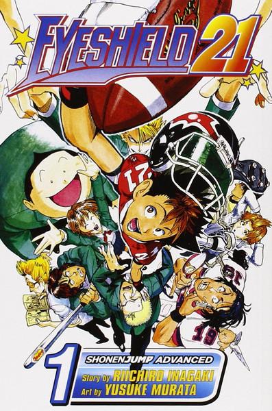 Eyeshield 21 Manga Volume 1