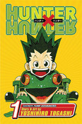 Hunter X Hunter Manga Volume 1