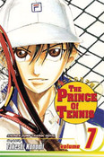 Prince of Tennis Manga Volume 7