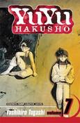 Yu Yu Hakusho Manga Volume 7