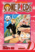 One Piece Manga Volume 7