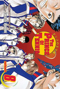 The Prince of Tennis Manga Volume 8