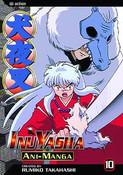 Inu Yasha Ani-Manga 10 (Color)