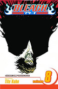 Bleach Manga Volume 8