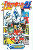 Eyeshield 21 Manga Volume 3