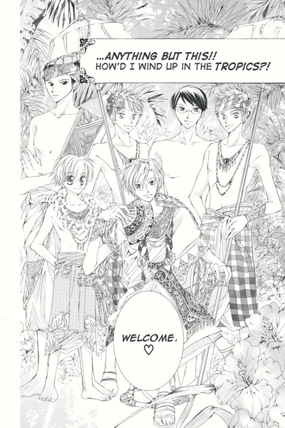 Ouran High School Host Club Manga Volume 1