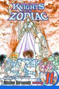 Knights of the Zodiac Manga Volume 11