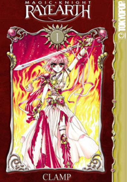 Magic Knight Rayearth Manga Volume 1