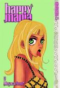 Happy Mania Manga Volume 3