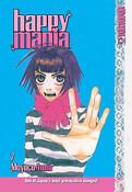 Happy Mania Manga Volume 7