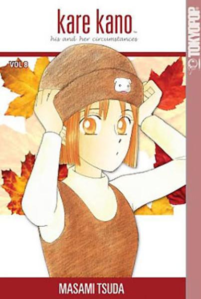 Kare Kano Manga Volume 8